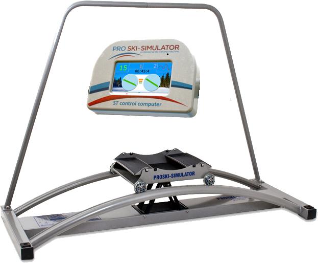 lyžařský trenažer ski simulator standard cena